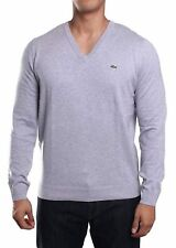Lacoste Mens Tricot Encolure V-Neck Sweater AH8591-51