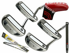 """★ Odyssey Golf White Ice 2.0 Putter ★ RH 34"""" ★ Free Yes Putting Aid ★ Blade ★"""