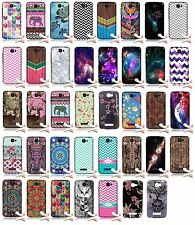 For Alcatel One Touch Fierce 2 7040T Pop Icon A564C TPU Rubber Cover Phone Case