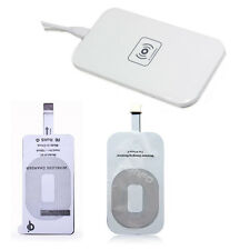 Qi Wireless Charging Charger Pad For Apple iPhone 5 5C 5S 6 6 Plus + Receiver