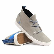 Volcom De Fray (Grey Combo) Mens Skate Shoes