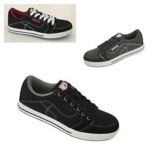 Mens Classic Canvas Sneakers Skateboard Tennis Athletic Shoes Walking Skate New