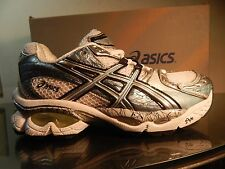 Asics GEL NIMBUS 10 FROST BLUE Running Shoes New Condition US SZ 5 EU 35.5