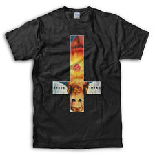 UPSIDE DOWN CROSS inverted cross anti christ Satanic T-Shirt shirt HIGH QUALITY