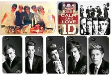 1D ONE DIRECTION phone case Niall Liam collage for Samsung S5 Mini, HTC One M8