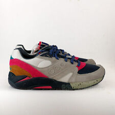 Saucony x Bodega G9 Control (Grey/Blue) Men's Shoes SZ 11 70089-2