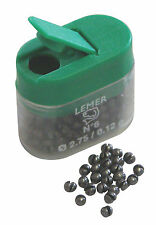 Anglers Accessories Soft Lead Split Shot Refills Fly Fishing Sink Weights