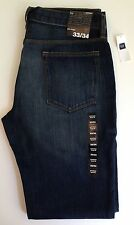 Mens GAP 1969 PREMIUM BOOT CUT DARK INDIGO JEANS Sizes 29-40 - NWT Retail - $68