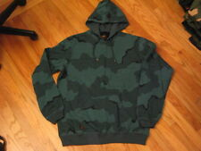 10 DEEP 30-30 PULLOVER HOODY TEAL CHIP CAMO