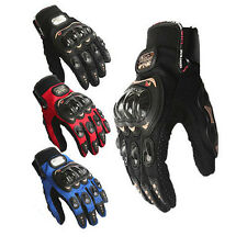 Pro-biker Motocross Racing Motorcycle Motorbike Cycling Full Finger Gloves XL