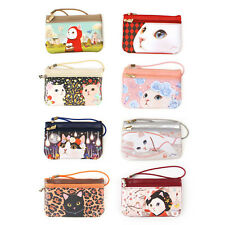 JETOY - Choo Choo Caramel Pouch S - Cute Kitty Cat - Cosmetics Case Makeup Bag