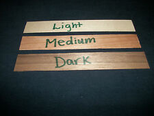 Wooden Wick Genuine Wooden Wick pump strips 25 count your choice of color !!!!