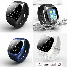 Soyan 2014 New M26 Bluetooth Smart Watch Phone Men's, Sporty iOS - Apple