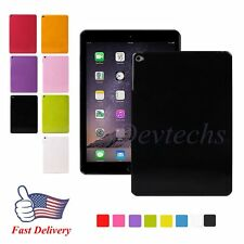 Ultra Thin Soft TPU Gel Back Skin Case For Apple iPad Air 2 2nd Gen 6