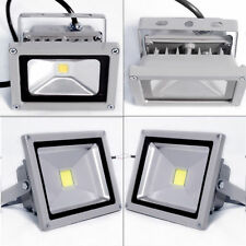 50W 30W 20W 10W RGB Warm Cool White LED Flood Spot Light Outdoor Landscape Lamps