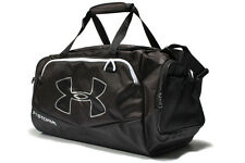 Under Armour Undeniable Small Duffel Bag Black/White