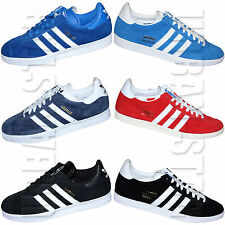 Adidas Classic Gazelle 2 Suede Trainers Casual Shoes Genuine Mens Trainers