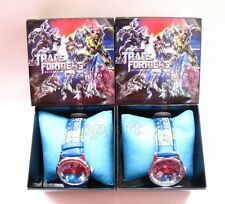 Wholesale Lot Transformers Cartoon Watches Wristwatch Children Party Gifts W010