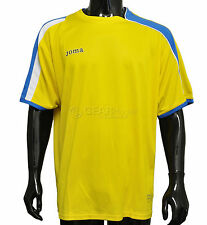 brand-new-joma-mens-soccer-jersey-short-sleeve-yellow-blue-white