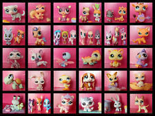LPS  LITTLEST PETSHOP  VARIES du N° 1600 à 1678 CHAT CAT CHIEN DOG  NEUFS NEWS