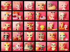 LPS LITTLEST PETSHOP VARIES DU N° 902 à 998 CHAT CAT CHIEN DOG NEUFS NEWS