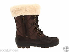 UGG AUSTRALIA NEWBERRY STOUT WOMEN'S SNOW BOOTS 3224 WATERPROOF NEW