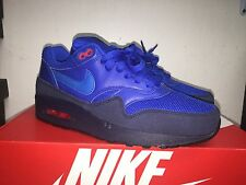 Nike Air Max 1 Premium FB Football Soccer Obsidian LT Photo Blue 579920 400