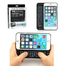 """For Apple iPhone 6 4.7"""" Slide-out Bluetooth Wireless Keyboard Case Cover Thin"""
