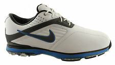 NIKE LUNAR PREVAIL MENS PREMIUM LEATHER LACE UP WATERPROOF GOLF SHOES