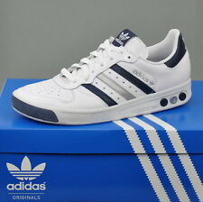 Adidas sizes. II Tennis Grand Slam Mens Sneakers Leather Shoes White/Navy G45664