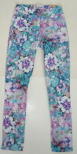 Womens AEROPOSTALE Bree High-Waisted Floral Crop Jeggings NWT #1348