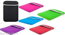 "Colorful Sleeve Bag Case Cover fr Amazon Kindle Touch / Fire 7"" Tablet 7 Inch UK"
