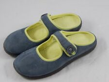 Orthaheel Vail Mary Jane Grey Slippers PREOWNED