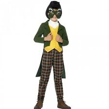 Childs Prince Charming Frog Fancy Dress Costume Boys World Book Day Outfit