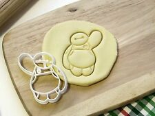 Baymax Big Hero 6 Disney Fondant Cookie Cutter - Made from Eco Material