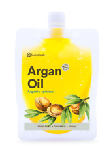 100% ORGANIC MOROCCAN ARGAN OIL 100ml -LOWEST PRICE -NO ADDITIVES-FREE SHIPPING