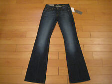 NWT Women's 7 For All Man Kind Bootcut Jeans (Retail $178.00)