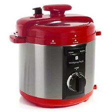 Wolfgang Puck Automatic 8-Quart Rapid Pressure Cooker, See Description