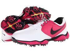 New Nike Lunar Control II Mens Golf Shoes White Pink Black - Pick Size