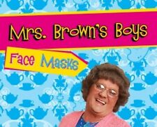 Mrs Browns Boys Face Masks **choose Character**
