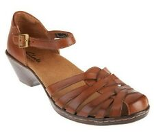 Clarks Bendables Wendy Land Fisherman Sandals PICK SIZE & COLOR NW