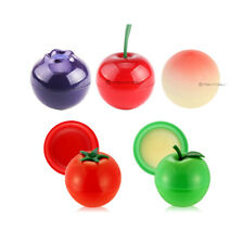 [TonyMoly] [1+1] Mini Peach/Blueberry/Cherry/Apple/Tomato Lip Balm /