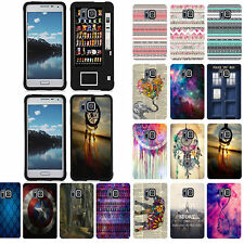 For Samsung Galaxy Alpha G850F Design Snap On Slim Fit Hard Phone Case Cover