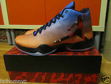 Nike Air Jordan 29 XX9 Photo Reel Team Orange Gym Red Photoreel 695515-806 8-13