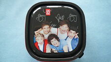 One Direction Plastic Lunch Box brand new red & black or pink & purple