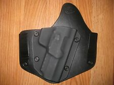 FNH IWB Kydex/Leather Hybrid Holster with adjustable retention