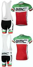 BMC Cycling Clothing Jersey & Bib Pants Kit Sets Coolmax Padding A138