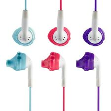 Yurbuds Inspire Talk for Women Earbud Headphones Aqua Blue or Purple