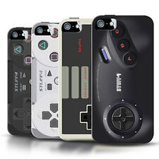 STUFF4 Back Cover/Case for Apple iPhone 5/5S/Games Consoles