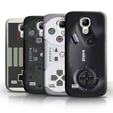 STUFF4 Back Cover/Case for Samsung Galaxy S4 Mini/Games Consoles